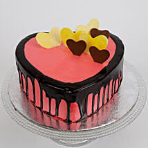 Delicious Hearts Cake: Cake Delivery in Jagdalpur