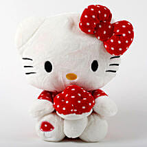 Delightful Hello Kitty: Send Soft Toys for Kids