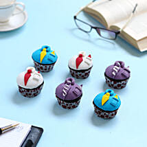 Designer Cupcakes For Dad: Cup Cakes to Chennai