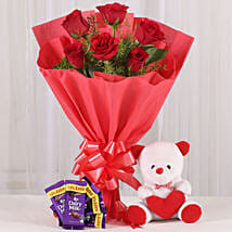 Divine Love: Send Flowers & Teddy Bears to Bengaluru