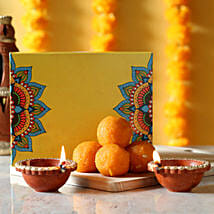 Double Delights: Send Diwali Sweets to Ahmedabad