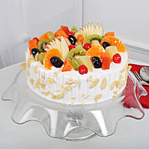 Effervescent Fruit Cake: cakes to porvorim