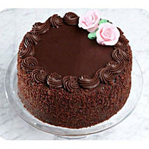 Eggless Choco Fantasy Cake: Send Mothers Day Cakes to Delhi