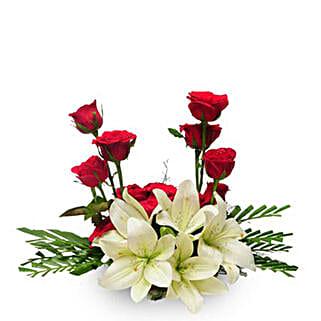 Elegance EXDFNP61: Lilies for Him