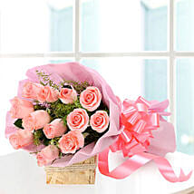 Elegance: Send Roses to Kolkata