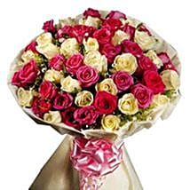 Elegant Roses: Anniversary Gifts to Hyderabad