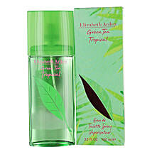 Elizabeth Arden Green Tea Tropical Womens EDT Spray: Send Perfumes for Her