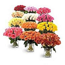 Entire Roses from Garden: Send Flowers to Aligarh
