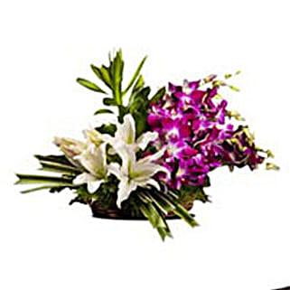 Esteemed Ensemble: Send Lilies for Him