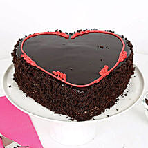 Fabulous Heart Cake: Cakes for Valentines Day