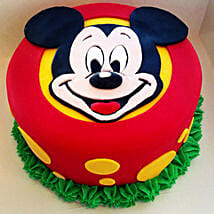Fabulous Mickey Mouse Cake: Cake Delivery in Noida