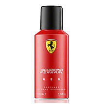 Ferrari Red Mens Deospray: Perfumes for Mothers Day