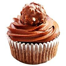 Ferrero Rocher Cupcakes: Womens Day Gifts for Daughter