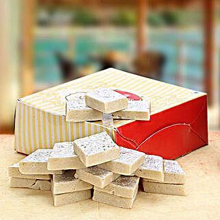 Festive Kaju Katli Box 250 gms: Sweets to Gurgaon
