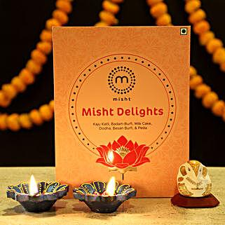 Festive Lord Ganesha Hamper: Buy Sweets