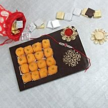 Festive Motichoor: Send Rakhi to Pachora