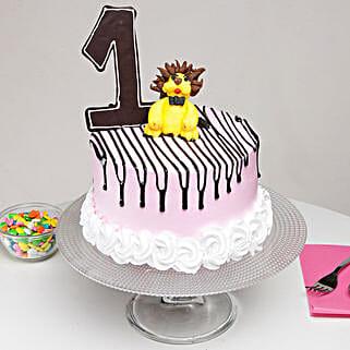First Birthday Cake: Mango Cakes to Mumbai