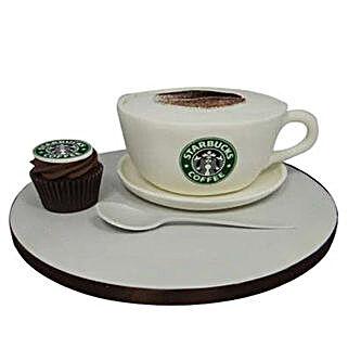 Forever Starbucks Cake: Cake Delivery in Goa