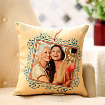 Framed In Cushion: Gifts for Aunt
