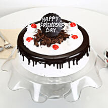 Friendship Day - Black Forest Cake: Friendship Day Gifts Mumbai