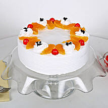 Fruit Cake: New Year Cakes to Kanpur