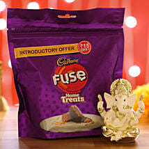 Fuse Home Treats & Ganesha Idol: Diwali Chocolates