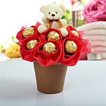 Gift A Lovely Treat: Send Valentines Day Gift Hampers