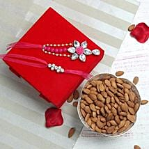 Gift For Bhabhi N Bhaiyya: Rakhi Gifts to Jhansi