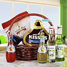 Gourmet of Love: Send Gift Baskets to Ludhiana