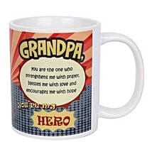 Grandpa Mug: Grand Parents Day Gifts