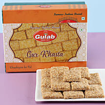 Gur Khasta Box: Sweets Delivery