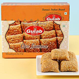 Gur Samosa Box: Send Gifts for Lohri