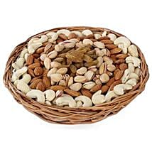 Half kg Dry fruits Basket: Send Gifts to Etah