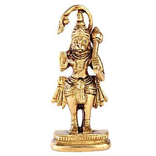 Hanuman Statue: Spiritual Gifts Delivery to Delhi
