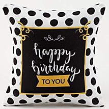 Happy Birthday Cushion: Birthday Cushions