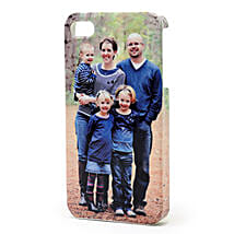 Happy Moments Personalized iPhone Case: Hyderabad anniversary gifts