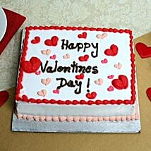 Happy Valentines Day Cake: Cake Delivery in Kuttipuram