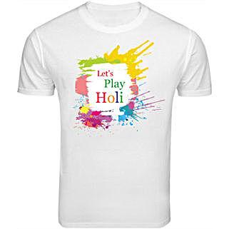 Holi Special T Shirt: T Shirts
