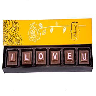 I LOVE U Chocolates: Chocolates Shopping India