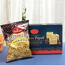 Khatta Meetha Combo: Send Diwali Sweets to Pune