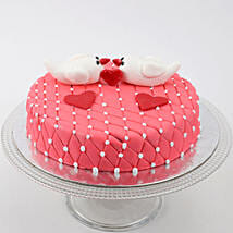 Kissing Birds Cake: Cake Delivery in Pune
