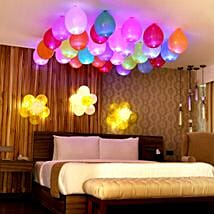 LED Balloons Decor: Gifts for Her