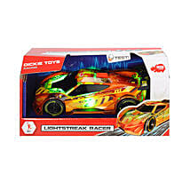 Lightstreak Racer with Cool Dude Smiley: Toys and Games