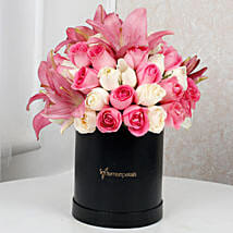 Lilies N Roses Extravaganza: Womens Day Gifts for Daughter