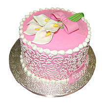 Lily Cake: Mother's Day Designer Cakes