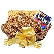 Lohri Treats Basket: Gift Baskets Ahmedabad