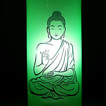 Lord Buddha Lamp: Home Decor for House Warming