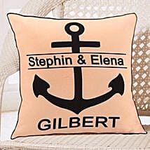 Love and Comfort For the Couple: Send Personalised Cushions for Wife