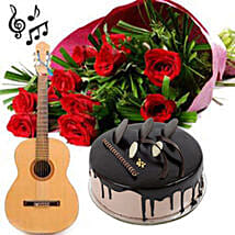 Love Express it with a Song: Experiential Gifts