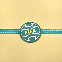 Love For FIFA: Send Rakhi to Amalapuram